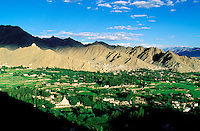 Inde - Province du Jammu Cachemire -  Ladakh - Vallée de Leh