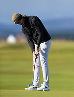 Golf - 2021 Alfred Dunhill Links Championship - Day Four - The Old Course at St Andrew's - Day Four -  Sunday 3rd October 2021<br /> <br /> Tommy Fleetwood on the 17th<br /> <br /> Credit: COLORSPORT/Bruce White