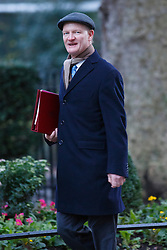 © licensed to London News Pictures. London, UK 14/01/2014. David Willetts attending to a cabinet meeting on Downing Street on Tuesday, 14 January 2014. Photo credit: Tolga Akmen/LNP