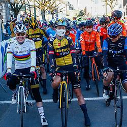 25-04-2021: Wielrennen: Luik Bastenaken Luik (Vrouwen): Luik <br />Anna van der Breggen, Marianne Vos