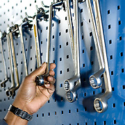 Nederland Rotterdam  6 februari 2009 20090206 Foto: David Rozing..tools, tool, steeksleutel, steeksleutels, doe het zelf, doe het zelven, doe het zelver, gereedschap, Klussen, klusser...Foto: David Rozing