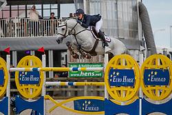 Verberckmoes Maartje, BEL, Guidam's Willow The Second<br /> Belgisch kampioenschap Young Riders - Azelhof - Lier 2019<br /> © Hippo Foto - Dirk Caremans<br /> 30/05/2019
