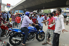 Transportation Workers Protest - Bangladesh - 8 May 2020