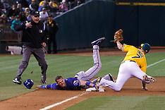 20120605 - Texas Rangers at Oakland Athletics
