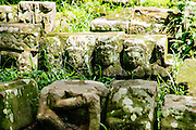 Royal Palace, Ankor Thom, Angkor, Cambodia
