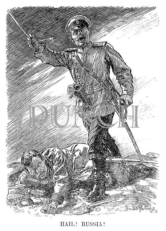 Hail! Russia!