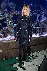 CAROLINE STANBURY at the launch of the new Matchless Star Wars collection at Sexy Fish, Berkeley Square, London on 4th November 2015.