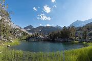 Lower Gem Lake, John Muir Wilderness, Inyo National Forest, California