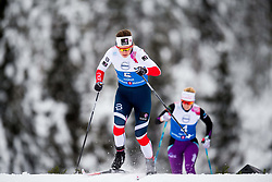 January 11, 2018 - GSbu, NORWAY - 180111 Tiril Udnes Weng competes in the women's sprint classic technique qualification during the Norwegian Championship on January 11, 2018 in GÅ'sbu..Photo: Jon Olav Nesvold / BILDBYRN / kod JE / 160126 (Credit Image: © Jon Olav Nesvold/Bildbyran via ZUMA Wire)