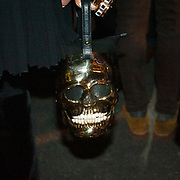 Il Quinto giorno della Settimana della Moda a Milano: una borsa a forma di teschio<br /> <br /> The fifth day of Milan Fashion Week: a handbag to shape of skull