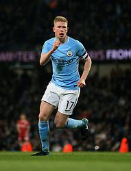 - Mandatory by-line: Matt McNulty/JMP - 09/01/2018 - FOOTBALL - Etihad Stadium - Manchester, England - Manchester City v Bristol City - Carabao Cup Semi-Final First Leg