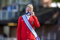 Thieme Andre, GER,<br /> European Championship Riesenbeck 2021<br /> © Hippo Foto - Dirk Caremans<br /> 05/09/2021