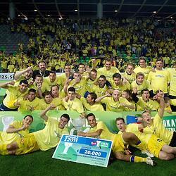 20110525: SLO, Football - Hervis Cup Final, NK Domzale vs NK Maribor