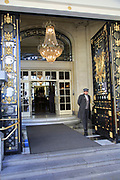 Foyer of Westin Palace Hotel, Madrid city centre, Spain opened 1912
