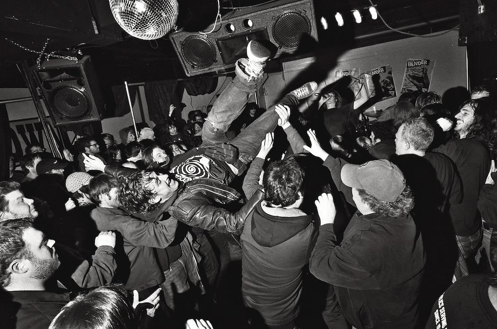 Mudhoney at the 2009 Slabtown Bender.