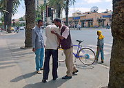 Eritrea: the North Korea of Afric<br /> <br /> With  an  average  income  per  person  of  only  300  dollars,  Eritrea  is  one  of  the  10 poorest  countries  in  the  world.    Its  population  depends  on  remittances  from  the large diaspora (of which the Eritrean government takes 2%) to meet its basic needs. The exchange rate on the black market makes it possible to get twice the amount of nafka, the local currency, than the official government issued rate would suggest.<br /> According  to  2013  estimates,  life  expectancy  is  61  years  for  men,  65.4  for  women.  Eritrea  ranks  181  out  of  187  in  the  UN-issued  human  development  index  which measures health, education, and living standards (2012).<br /> <br /> Total government spending on health in 2011: 17 dollars per person...<br /> The  head  of  state  since  independence  in  1993,  President  Issayas  Afeworki,  has centralized power into a government dictatorship.  The process of democratization, started   in   1997   with   the   adoption   of   a   new   constitution,   has   been   entirely abandoned. The  suppression  of  liberties  and  basic  human  rights  of  this  regime  is  astounding: only a single political party exists, the justice system is directly under the executive branch,  the  number  of  political  prisoners  is  increasing  regularly,  freedom  of  the press is nonexistent, arbitrary arrests are rampant, and habeas corpus is unheard of.  The image of the president is rarely seen but his presence is constantly felt.<br /> <br /> Just  like  in  North  Korea,  Eritrea  boasts  a  self-sufficient  political-economic  system but  fails  to  meet  the  most  basic  dietary  needs  of  its  population.    This  is  best symbolized by Asmara's metal market, where all this is metallic is recycled. There is no room for waste. <br /> <br /> In  2010,  Eritrea  received  a  total  of  121  million  euros  in  official  development assistance. In November 2011, Eritrea decided to put an end to this foreign aid. The government force