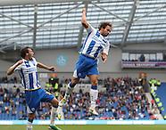 Brighton and Hove Albion v Bolton Wanderers 210913