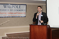 Walpole 2020 State of the Town meeting. Held at New Pond Village Senior Living in Walpole MA on February 13, 2020