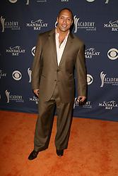 May 26, 2004; Las Vegas, NV, USA; DWAYNE JOHNSON aka THE ROCK arriving at the 2004 Academy of Country Music Awards in Las Vegas..  (Credit Image: Paul Fenton/ZUMAPRESS.com)