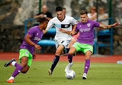 Jamie Paterson of Bristol City - Mandatory by-line: Matt McNulty/JMP - 22/07/2017 - FOOTBALL - Tenerife Top Training - Costa Adeje, Tenerife - Bristol City v Atletico Union Guimar  - Pre-Season Friendly
