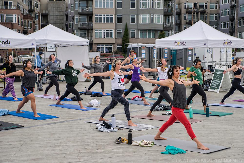 DropSound Slow Flow Yoga (July 31, 2021)