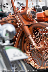 Rat's Hole bike show during Daytona Beach Bike Week, FL. USA. Saturday, March 16, 2019. Photography ©2019 Michael Lichter.