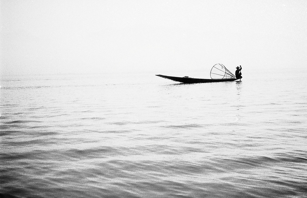 Inle Lake, Myanmar. Photo by Lorenz Berna