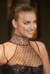 December 2, 2016 - West Hollywood, California, U.S - Irina Shayk Expecting Baby With Bradley Cooper, announced on Thursday December 1, 2016.  FILE PHOTO: Irina Shayk on the red carpet at the Vanity Fair Oscar Party 2014 at the Sunset Towers in West Hollywood, California, Sunday March 2, 2014. (Credit Image: © Prensa Internacional via ZUMA Wire)