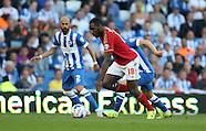 Brighton and Hove Albion v Nottingham Forest 070815