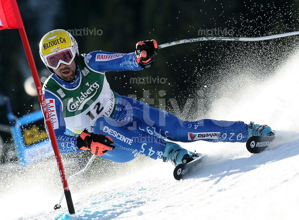 Ski Alpin; Saison 2006/2007  41. Weltcup Riesenslalom Herren Didier Defago (SUI)