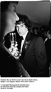 Stephen Rea at Swifty Lazar's last Oscar Night  Party. Spago's. Los Angeles. March 1993. Film. 93242/31<br />