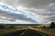 State route 126 on October 26, 2006 in New Mexico.
