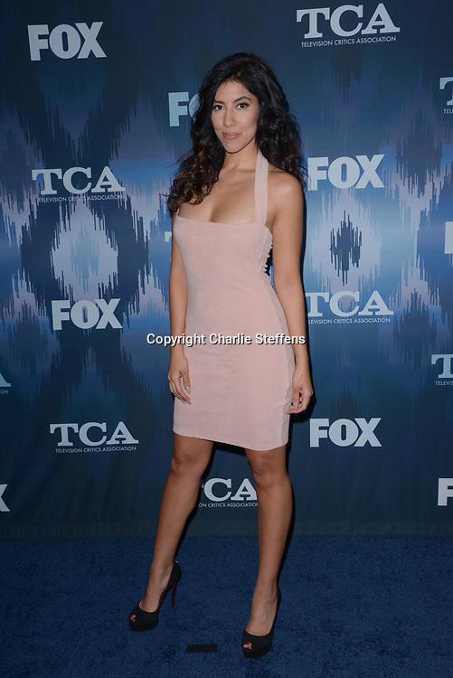 STEPHANIE BEATRIZ at the Fox Winter TCA 2017 All-Star Party at the Langham Hotel in Pasadena, California