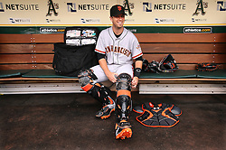 Buster Posey, 2014 World Series Champion Giants