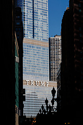 The Trump international hotel & tower, Chicago