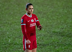 BIRKENHEAD, ENGLAND - Sunday, March 28, 2021: Liverpool's Jade Bailey during the FA Women's Championship game between Liverpool FC Women and Blackburn Rovers Ladies FC at Prenton Park. The game ended in a 1-1 draw. (Pic by David Rawcliffe/Propaganda)