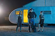 American Dreamscapes /   Darkness<br /> <br /> Bend, Oregon, USA, 2013