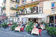 Pizzeria Mattozzi, Naples, Italy © Rudolf Abraham