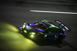 January 27, 2018 - Daytona, FLORIDE, ETATS UNIS - 15 3GT RACING (USA) LEXUS RC F GT3 LEXUS GTD JACK HAWKSWORTH (GBR) DAVID HEINEMEIER HANSSON (DNK) SCOTT PRUETT (USA) DOMINIK FARNBACHER  (Credit Image: © Panoramic via ZUMA Press)