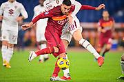 Foto Fabio Rossi/AS Roma/LaPresse<br /> 17/12/2020 Roma (Italia)<br /> Sport Calcio<br /> Roma-Torino<br /> Campionato Italiano Serie A TIM 2020/2021 - Stadio Olimpico<br /> Nella foto: Lorenzo Pellegrini<br /> <br /> Photo Fabio Rossi/AS Roma/LaPresse<br /> 17/12/2020 Rome (Italy)<br /> Sport Soccer<br /> Roma-Torino<br /> Italian Football Championship League Serie A Tim 2020/2021 - Olimpic Stadium<br /> In the pic: Lorenzo Pellegrini