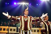 Nijmegen, 10-11-2007..De nieuwe prins carnaval, Robbert de 1e presenteert zich aan het volk van Knotsenburg...Foto: Flip Franssen/Hollandse Hoogte