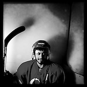 Ice Men Cometh… Alparslan Bakanoglu, 18, Turkey..An iPhone portrait series on young men competing in the 2012 IIHF Ice Hockey World Championships Division 3. The tournament  was contested by countries New Zealand, Iceland, China, Bulgaria and Turkey at Dunedin Ice Stadium. Dunedin, Otago, New Zealand. 17th January 2012. Photo Tim Clayton