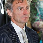 NLD/Den Haag/20100906 - Start Alfabetiseringsweek met installatie forum A tot Z, Paul Rosenmoller