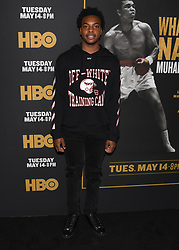 May 8, 2019 - Los Angeles, California, USA - 08, May 2019 - Pasadena, California. Darius Garland attends 'What's My Name | Muhammad Ali' HBO Documentary Premiere at Regal Cinemas LA LIVE 14 in Los Angeles, California. (Credit Image: © Billy Bennight/ZUMA Wire)