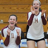 10.23.2012 Elyria vs Avon Lake Varsity Volleyball