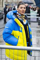 March 4, 2018 - Paris, France - Giovanna Battaglia Engelbert attends The Givenchy Show During Paris Fashion Week on March 4, 2018 in Paris, France. (Credit Image: © Nataliya Petrova/NurPhoto via ZUMA Press)