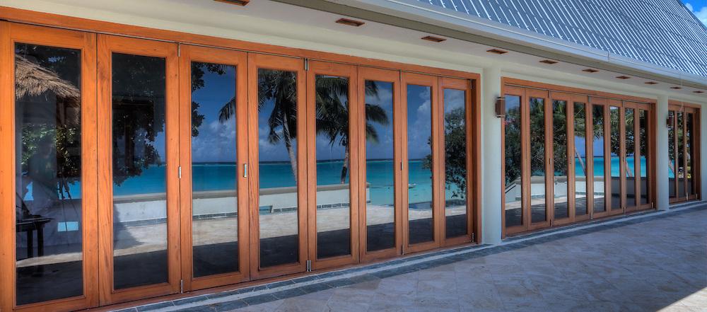 Luxury Hotel Patio, Fiji