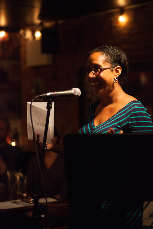 HiFi Reading Series event with Tiphanie Yanique, author of Land of Love and Drowning. Featuring up and coming writers Christina Connett, Anton Nimblett and Emily Perez.