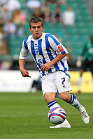 Football<br /> Coca Cola Football League One<br /> Brighton and Hove Albion vs Wycombe Wanderers at The Withdean Stadium, Brighton<br /> Brighton's Dean Cox<br /> 05/09/2009<br /> Credit Colorsport / Shaun Boggust
