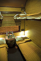 Livitran Luxury Compartment, Sapa Train -Vietnam Railways Sleeping Berth Compartment